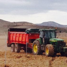 Fertilización Santalecina Ganadera